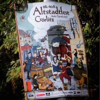 Altstadtfest Görlitz Minni the Moocher