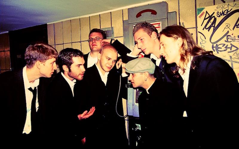 Band 2001 - 2003