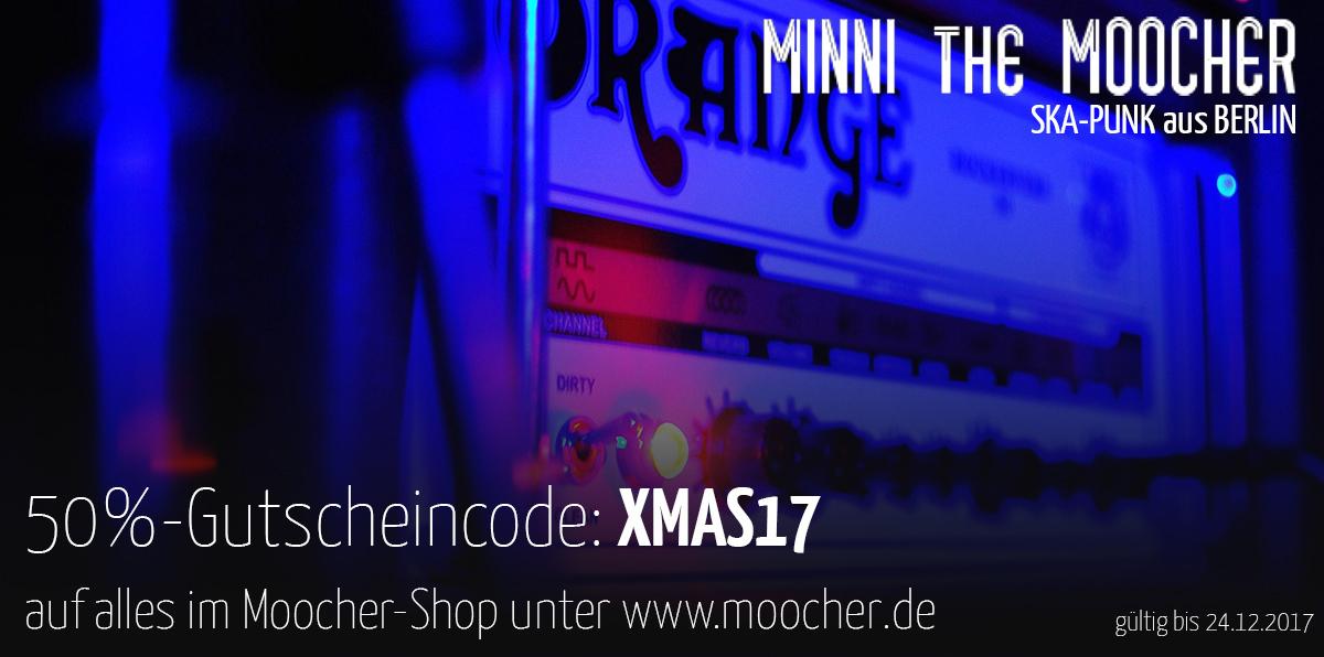 Weihnachts-Shopping – 50% Rabatt auf alles in unserem Shop!